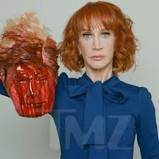 Kathy Griffin Beheads Donald Trump in Shocking Photo Shoot